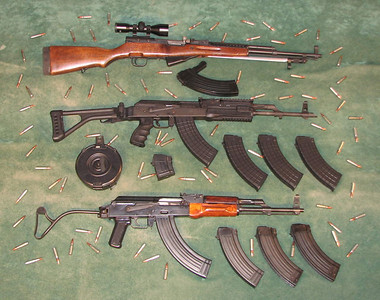 Gun Group Shots