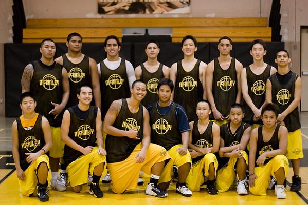 2008-09 Boys Varsity Basketball