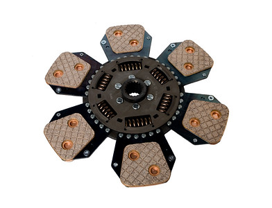 ZETOR FORTERRA SERIES BRONZE CLUTCH DISC 333014214