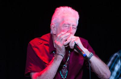 John Mayall performs at SOhO
