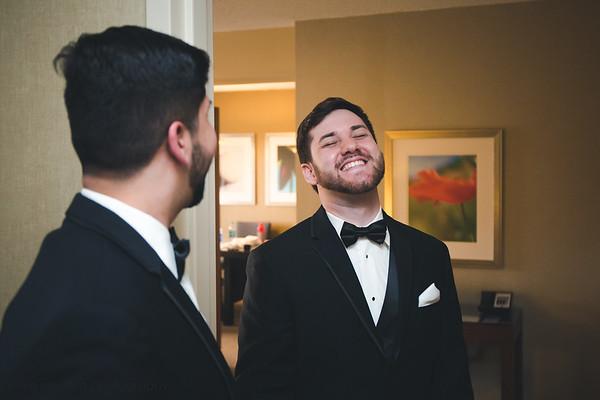 Matt and Eric