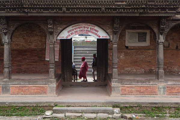Homeless Elderly in Nepal Find New Life