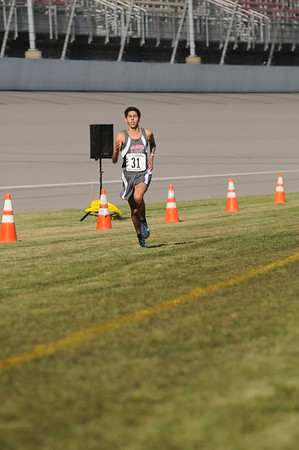 Finish Gallery 2, D1 Boys - 2014 MHSAA LP XC Finals