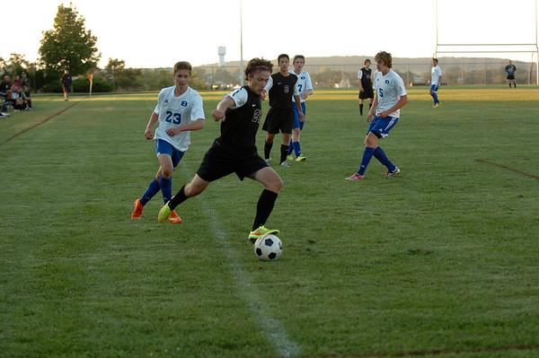WMHS Boys Varsity Soccer vs Boonsborough