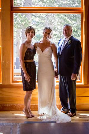 Andersen Wedding Family Formals
