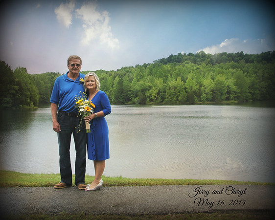 Cheryl and Jerry Riepshoff