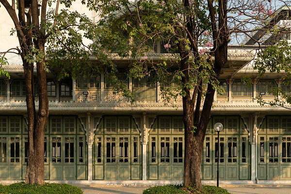 Thewarat Sapharom Throne Hall