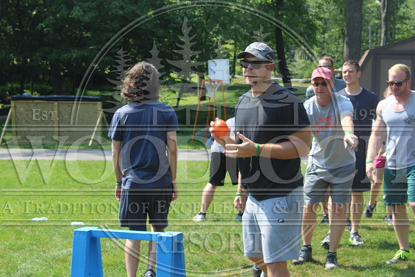 July 29 - Groovy Field Day Games