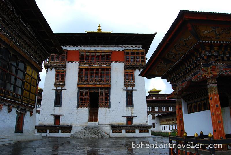 Tashichho Dzong in Thimphu Bhutan (9).jpg