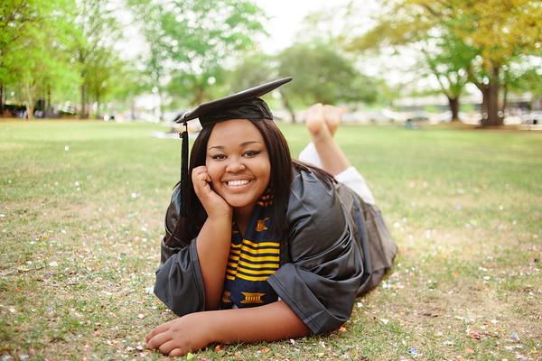Erin's Graduation Portraits