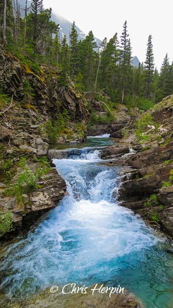 Rose Creek - Glacier National Park, Montana