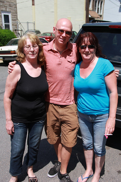 Eric, Kathy, Viv, Vivian Becker, Shenandoah (6-23-2013)