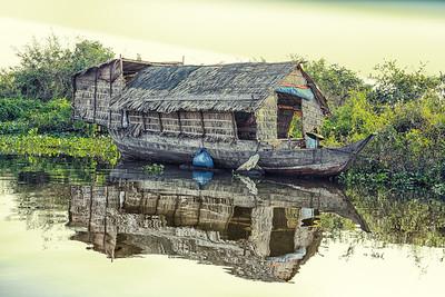 Cambodia In Color