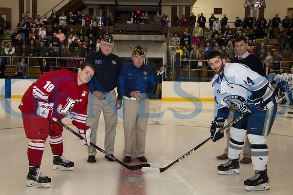 Ice Hockey vs. Plattsburgh (Photos by Ben Gajewski)