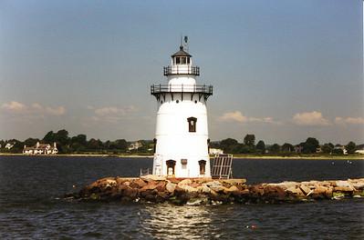 Saybrook Breakwater Lighthouse, Connecticut