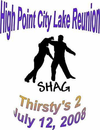 2008 High Point City Lake Reunion