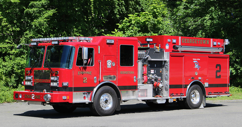 Engine 2.  2020 KME Panther   1500 / 750 / 30A