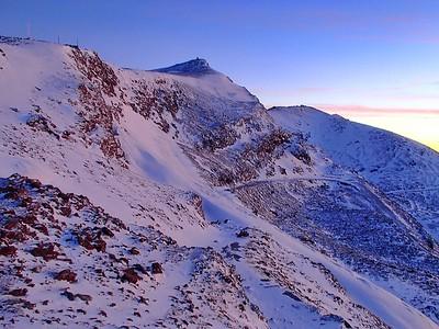 3 Seasons in 3 Days - Crossing Sierra Nevada