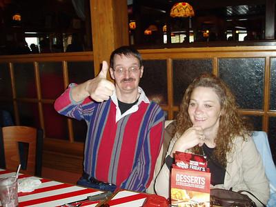 FRC Dinner for Mike 4-30-06