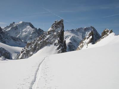 Skialpy Chamonix 2011