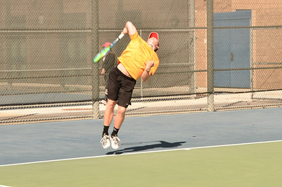 Boys Tennis vs.Temescal