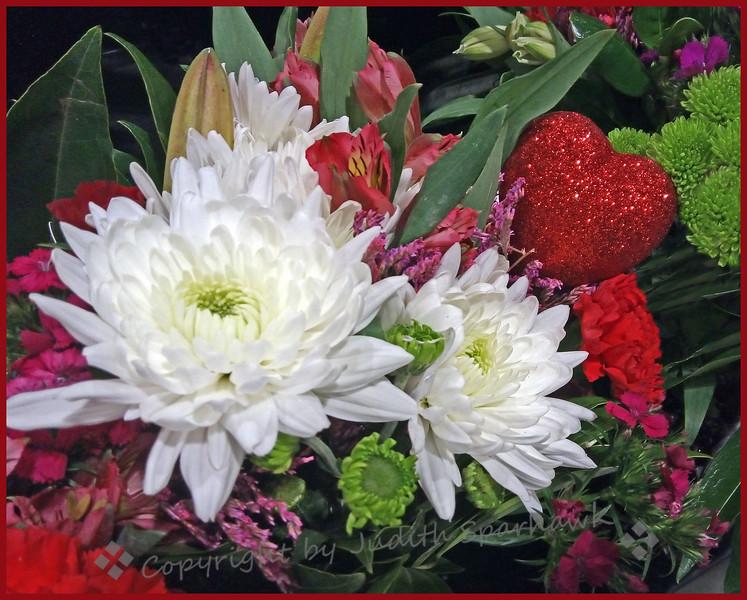 Happy Valentine's Day! - Judith Sparhawk