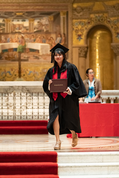 Stanford English Commencement 2019 Diplomas