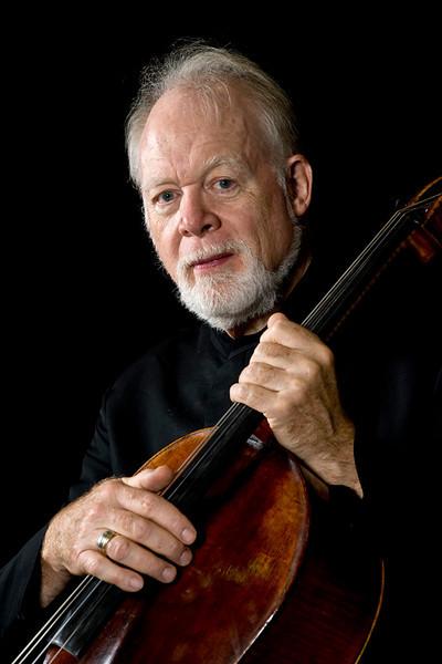 Lynn Harrell. American classical cellist