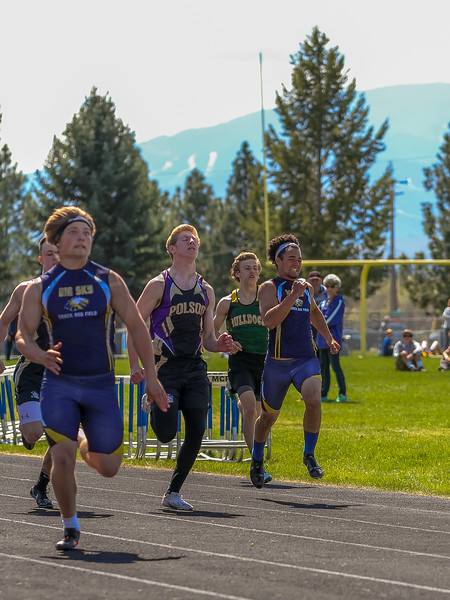 2016 Missoula Invite - 200m - boys