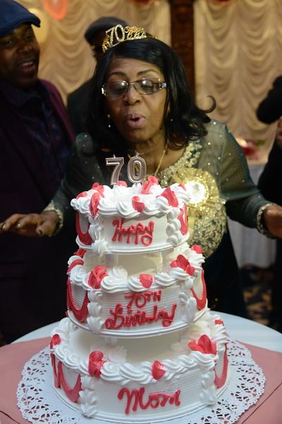 MARLENE'S 70TH BIRTHDAY PARTY