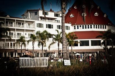 Kristie and Tim - Hotel Del Coronado