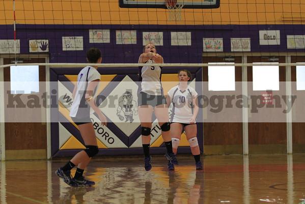 Volleyball vs Wilson
