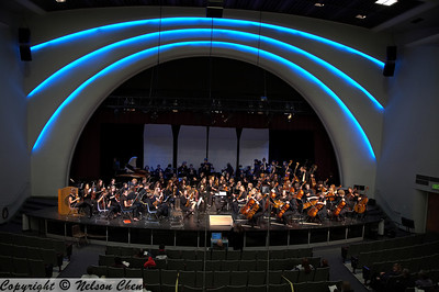 2007-12-13 BHS Winter Orchestra Concert (WO1) - Full Orchestra and Symphony Orchestra