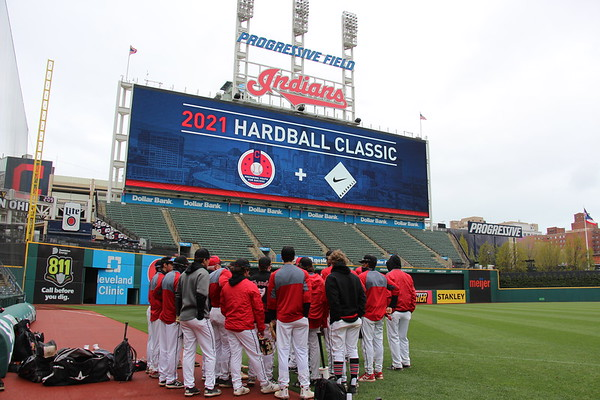 '21 Chardon Baseball @ Indians Hardball Classic