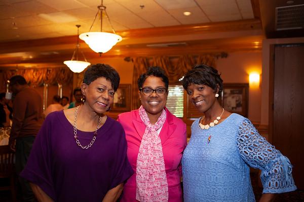 Faith Striders - Breast Cancer Survivors Breakfast