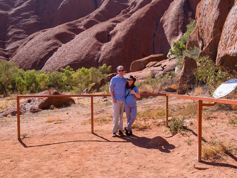 Uluru Walking Point