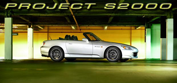 Project Honda S2000