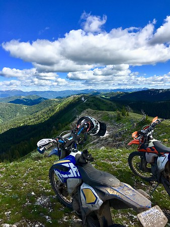 Klim Cow Tag Ride 2018