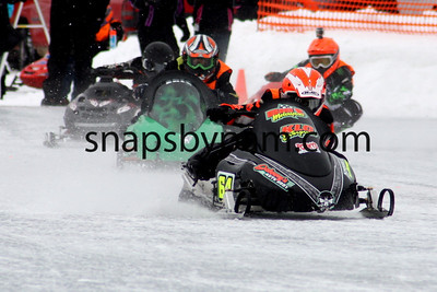 KCPro Racing @ Side Lake 3-3-12
