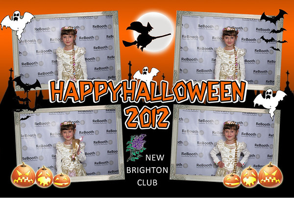 New Brighton Community - Halloween Party 2012