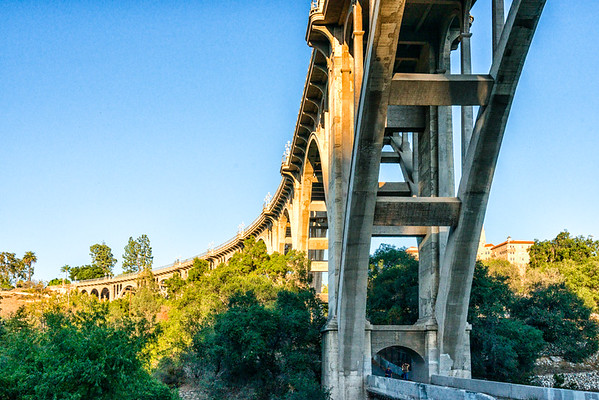 Colorado Blvd Bridge-Pasadena, CA