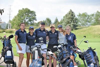 OE Girls Golf 2021