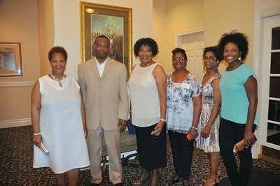 Brewer Family Reunion Banquet July 5, 2014