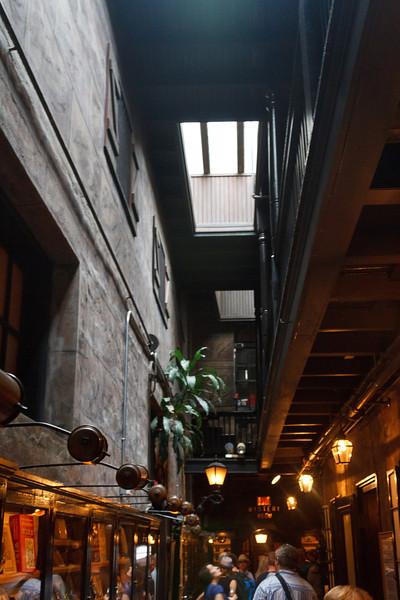 Passageway at Antoine's