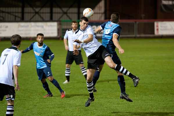 Arlesey Town (h) 22/10/14