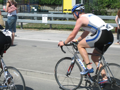 London Triathlon 2005