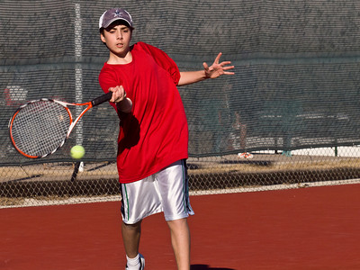 Great Hills Junior Team Tennis February 6, 2011