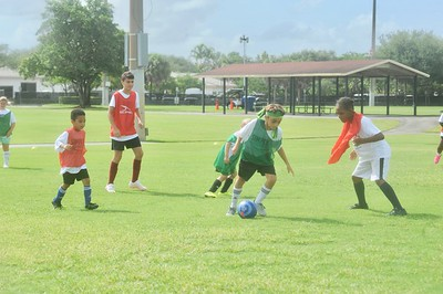 Simply Soccer camp July 5-9, 2021