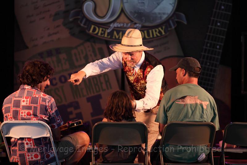 DelFest 2010 - Joe Craven improv