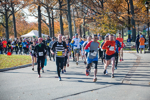 5K and 10K Thanksgiving Day